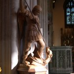 Sculpture for St Michael's Church