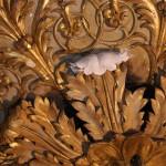 restoration of ceiling roseate