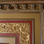 Section of ceiling