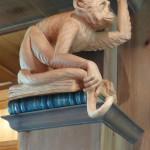 Monkey Thinking in situ