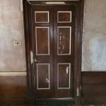 Restoration of orginal door and frame