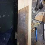 Restoring orginal Pine skirting